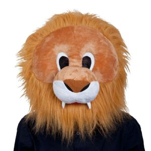 Animal Lion Mask for adults (MH12810)